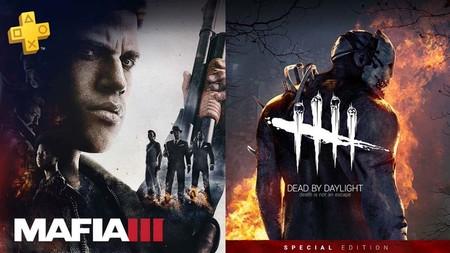 'Mafia III' y 'Dead by Daylight' son los juegos destacados de PlayStation Plus en agosto
