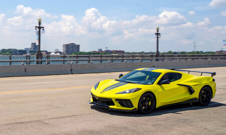 Chevrolet Corvette Stingray IMSA GTLM Championship Edition 2022, estará disponible en México