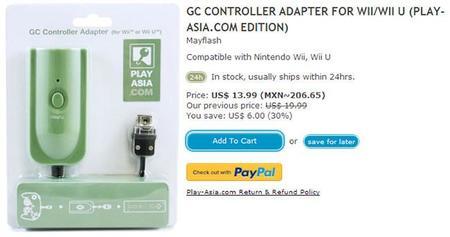 Play Asia Ya Cuenta Con Su Propio Adaptador Para Controles De Gamecube 01