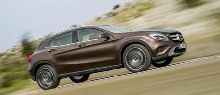 El Mercedes-Benz GLA llegará en marzo desde 31.150 euros
