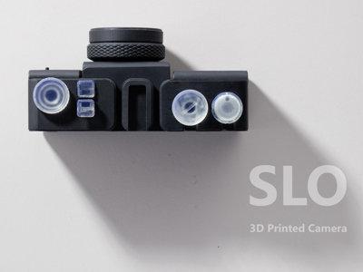 SLO: Si tienes una impresora 3D fabrícate en casa una cámara de fotos analógica