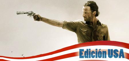 Edición USA: Los increíbles datos de 'The Walking Dead', 'Community' en el foso, 'Happy Endings' a los viernes y más