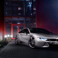 ¿Hacer todavía más personal un BMW i8? Así lo ha hecho AC Schnitzer