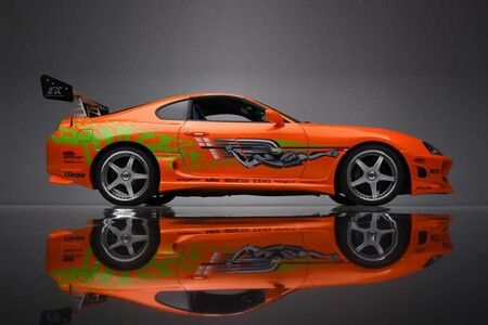 ¡Preparen las chequeras! El famoso Toyota Supra de Fast and Furious entrará a subasta