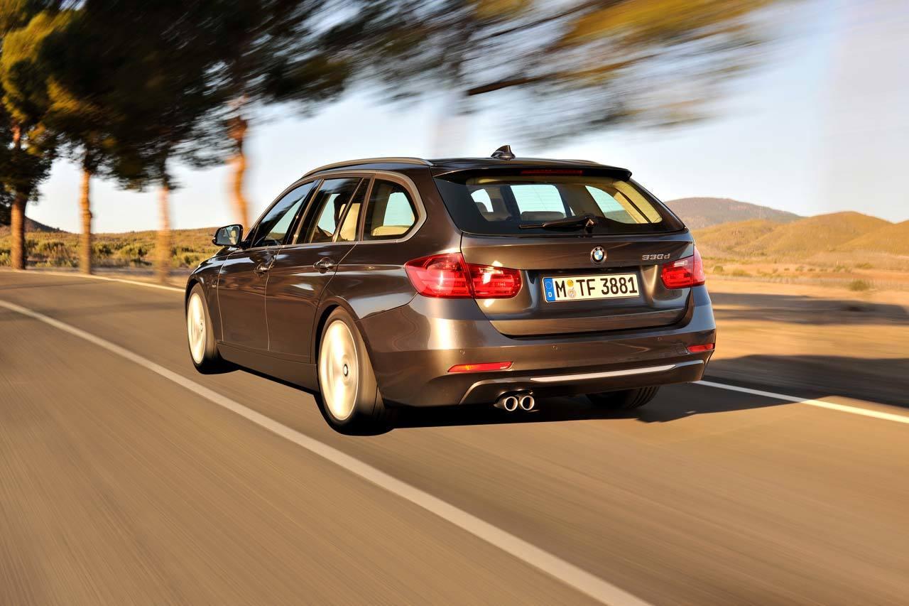Foto de BMW Serie 3 Touring 2012 (13/43)