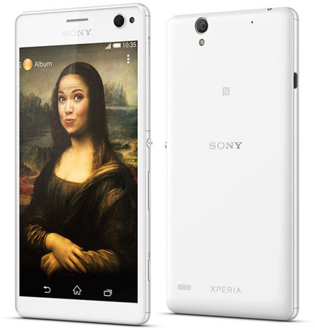 Sony Xperia C4 Selfie