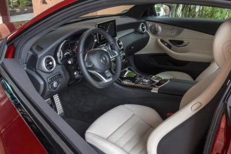 Mercedes C Coupe Motorpasion 155