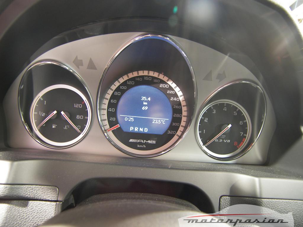 Foto de Mercedes C63 AMG en el Salón de Ginebra (5/15)
