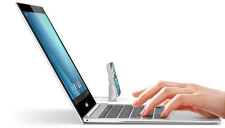 Clambook, convierte tu smartphone en una portátil