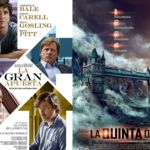Estrenos de cine | 22 de enero | La quinta apuesta y el tour de las ardillas