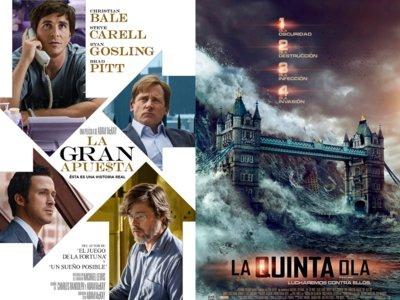 Estrenos de cine   22 de enero   La quinta apuesta y el tour de las ardillas