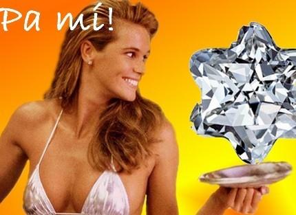 El diamante más grande del mundo... bien custodiado
