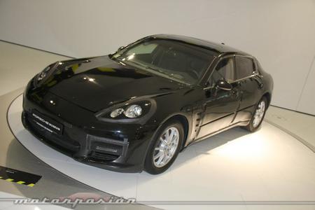 Porsche Museum Top Secret Panamera 3