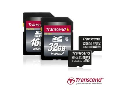 Transcend ya tiene una microSD de 64GB que soporta temperaturas extremas