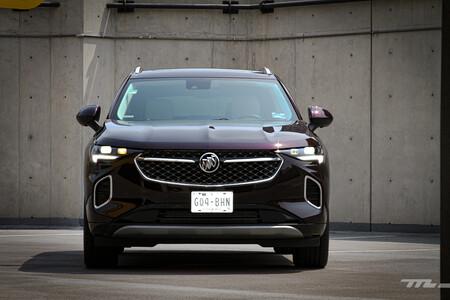 Buick Envision Avenir 2021 Prueba De Manejo Opiniones 37