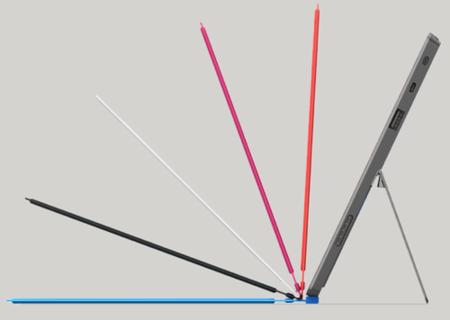 Así son los nuevos accesorios de Surface 2