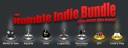 Humble Indie Bundle: compra 5 juegos para Mac, paga lo que quieras, y úsalos también en Linux y Windows