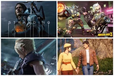 Los nueve juegos más esperados para PlayStation 4 que veremos este 2019