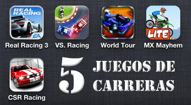 juegos carreras - ios - 1