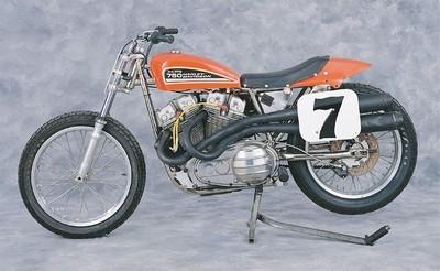 1974 Harley-Davidson XR750 Dirt-Tracker