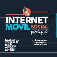 Gobierno prepara proyecto 'Internet Móvil Social', para beneficiar a colombianos de bajos recursos