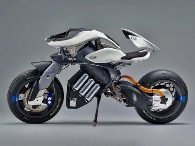 No me llames futuro, llámame MOTOROiD. Así funciona la espectacular autoestabilización de Yamaha