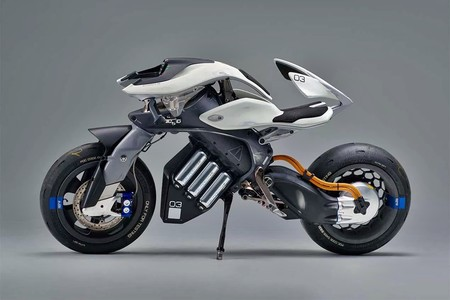 Yamaha Motoroid 2017