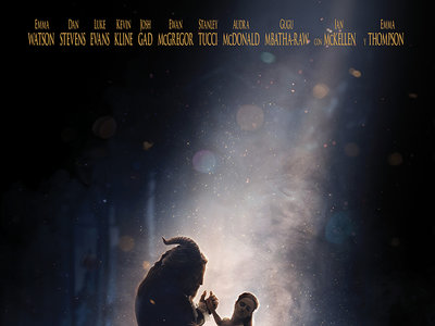 """Disney presenta el primer tráiler de la versión live action de """"La Bella y la Bestia"""""""