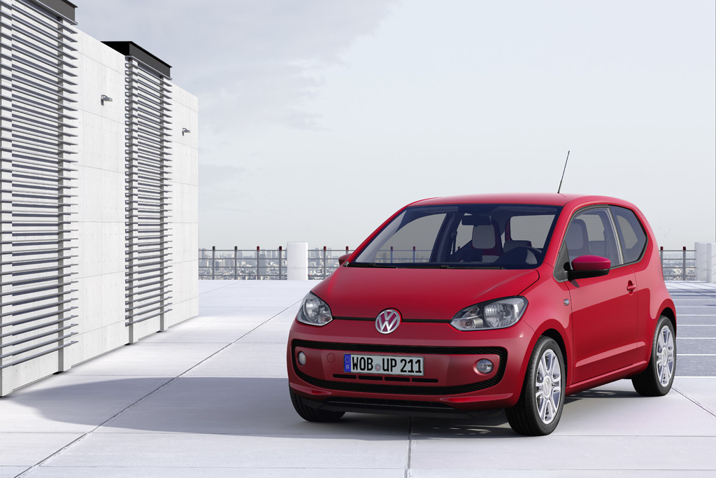Foto de Volkswagen Up! (18/75)