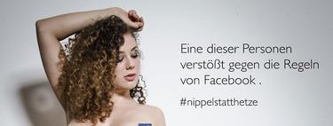 Facebook está más preocupado por los pezones que por el racismo, y eso en Alemania es un problema