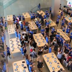 Foto 17 de 27 de la galería inauguracion-de-la-apple-store-del-paseo-de-gracia en Applesfera