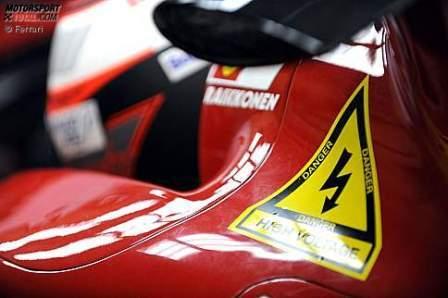 Ferrari ya se atreve con un KERS único