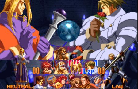 Sale a la luz un juego inédito y a medio terminar para Neo Geo
