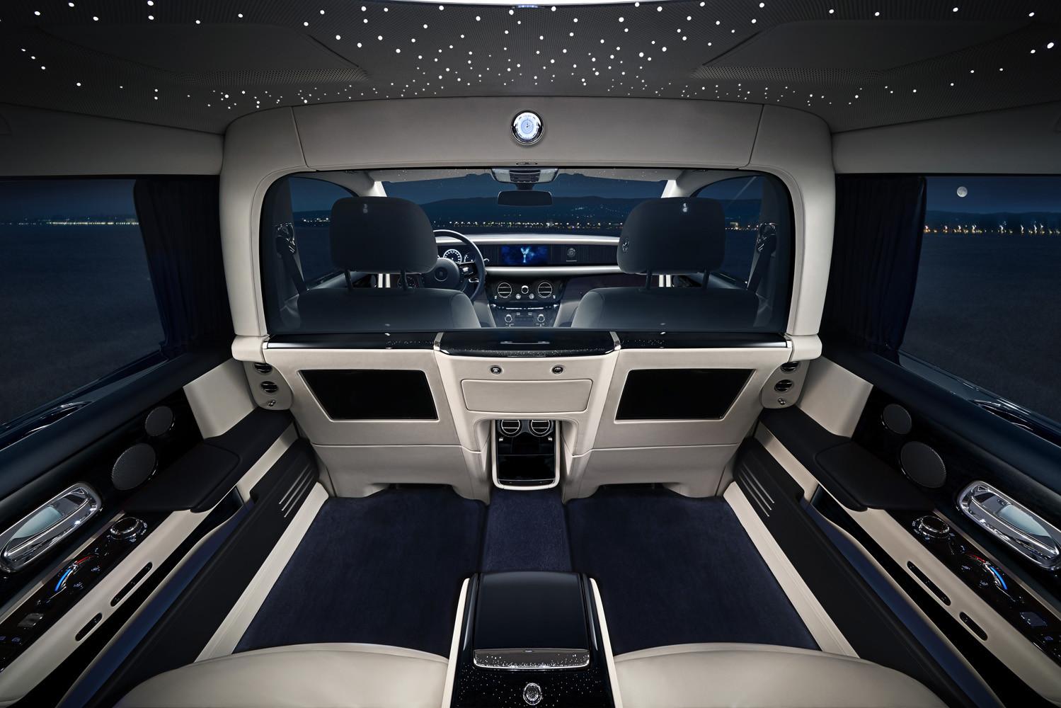 Foto de Rolls-Royce Phantom Privacy Suite (34/42)