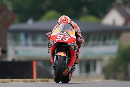 ¡Imbatible! Marc Márquez revienta el récord de Sachsenring y consigue una nueva pole position
