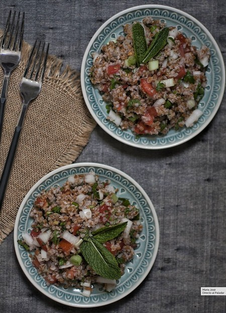 Tabule, la clásica ensalada libanesa que siempre triunfa