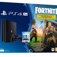 PlayStation 4 Pro de 1TB, edición Fortnite, por sólo 339 euros con este cupón de descuento