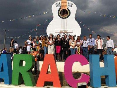'Coco' le ha dado nueva vida a Paracho, Michoacán y así han agradecido al creador de la guitarra protagonista