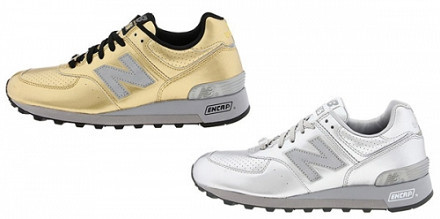 Zapatillas New Balance 576 Metallics