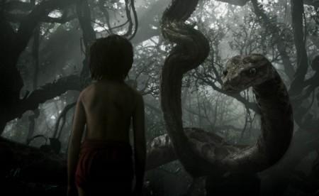 Mowgli Kaa El Libro De La Selva 2016