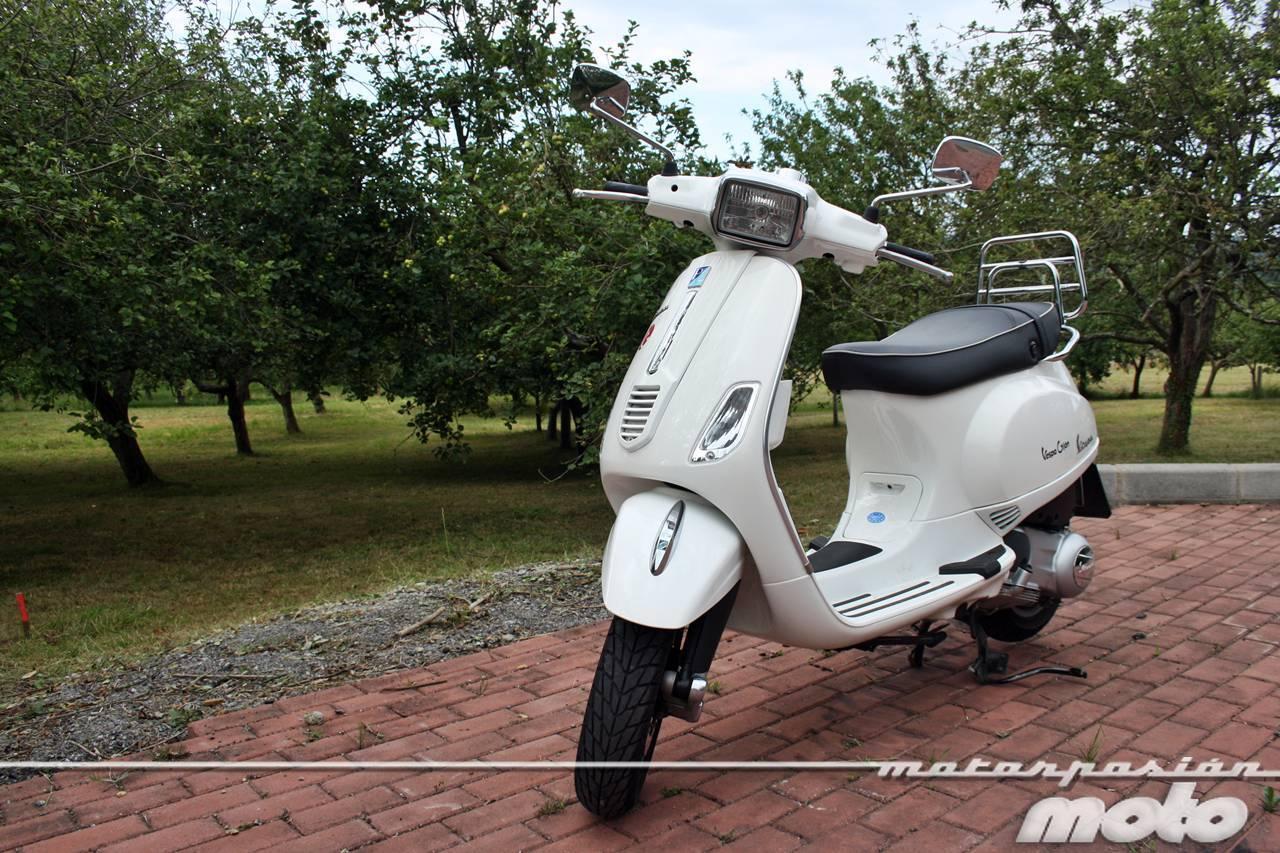 Vespa S 125 ie, prueba (vídeo, valoración y ficha técnica)