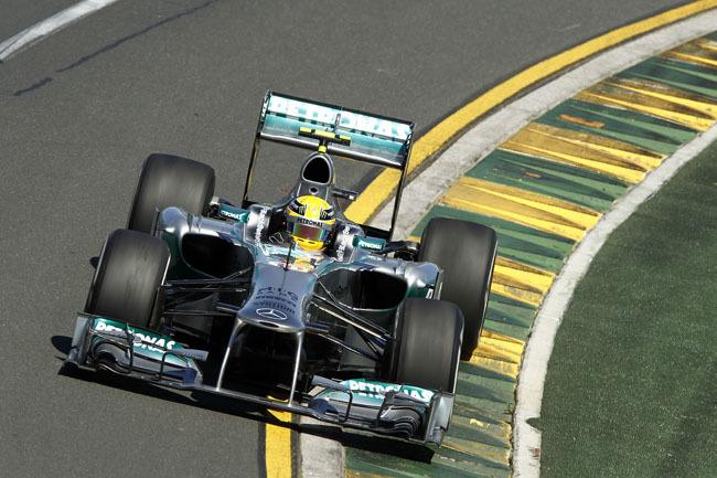 Fernando Alonso Melbourne 2013 Carrera