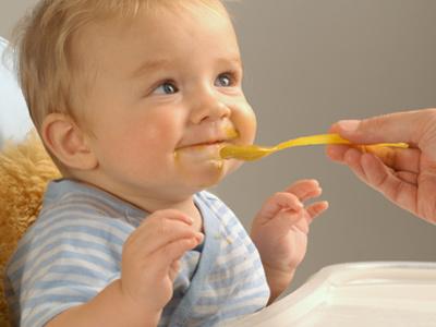 Nutrir el cerebro del bebé