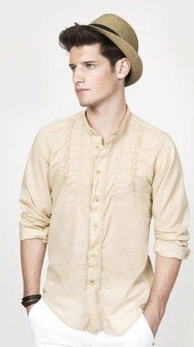 Zara propone nuevos looks para el hombre de cara al Verano 2010