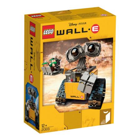 Lego WALL-E de 676 piezas por 49,99 euros