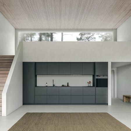 Kvik Kitchen Tinta Dark Grey High