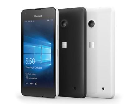 Ya tenemos el Microsoft Lumia 550 disponible en Europa