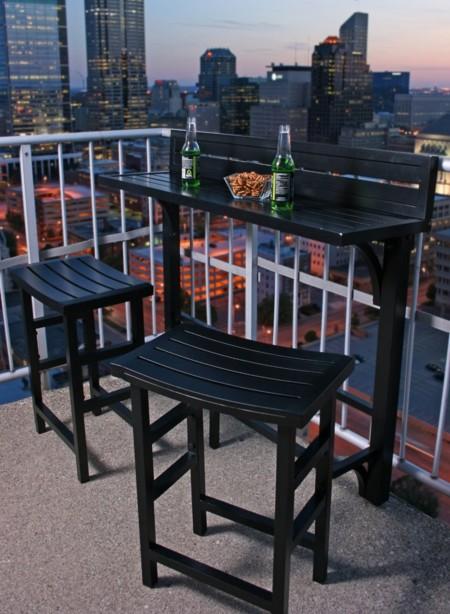 Desayunos de verano en la terraza aqu tienes 13 mesas - Mesa para balcon ...