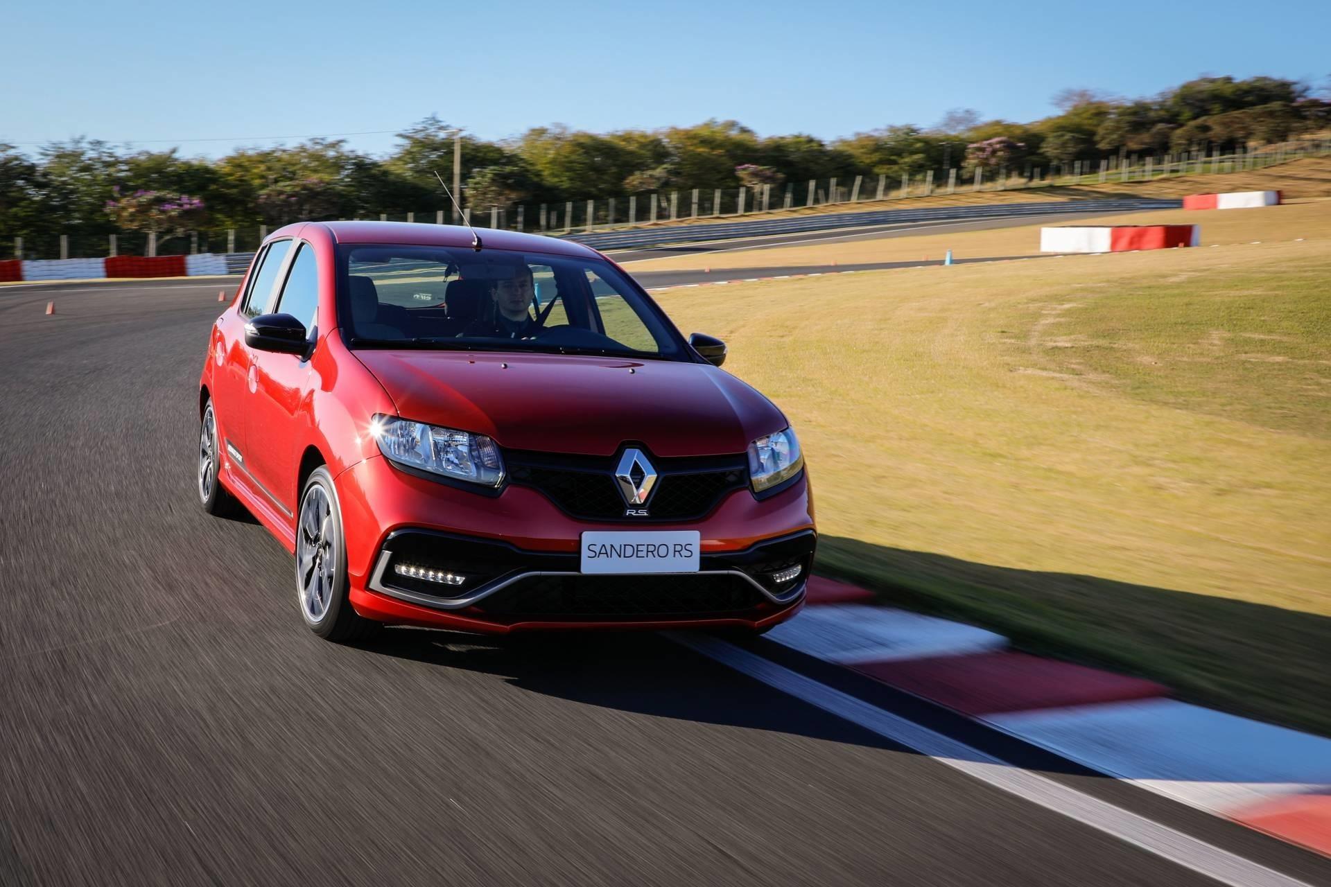 Foto de Renault Sandero R.S. 2020 (8/23)