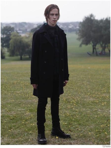 Topman Coat Fall 2014 Campaign 001 1